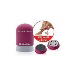 Odstraňovač ztvrdlé kůže Macom Sensation 903, růžová