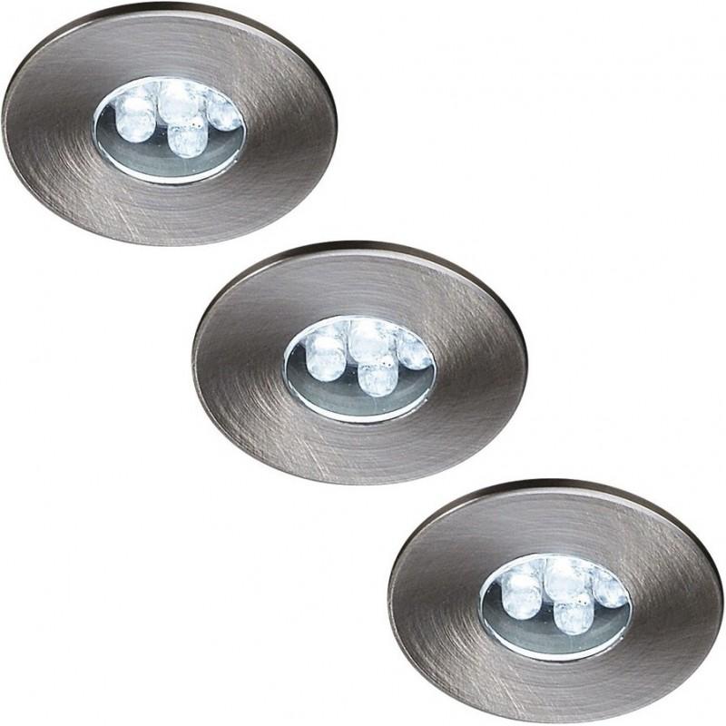 Nástěnné svítidlo MASSIVE PHILIPS / 59023 / Stříbrná / 12 V /Zánovní Philips