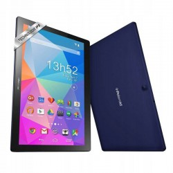 "Tablet 10"" Polaroid, IPS, Quad Core, 16GB, černo-modrý"