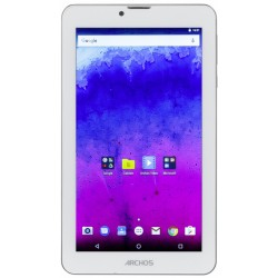 "7"" Archos 70 Xenon, Quad-Core, IPS, 8GB, Dual Sim Slot, GPS, white-purple"