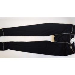 Pánské termo kalhoty PureWork - černá, M