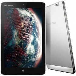 Tablet Lenovo Miix 2 8, 64GB, 3G, Windows 8,1 - stříbrná