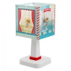 Dětská stolní lampička Pinocchio DALBER D-64471 - bílá