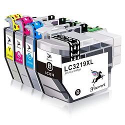 Inkoustové kazety vhodné pro Brother LC 3219 XL-3barvy