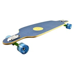 "Longboard Kryptonics Cast Off 38"" - modrá"