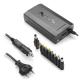 Univerzální napájecí adaptér NGS CW-100W Evolution pro notebook - černá
