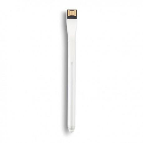 Chytré pero s USB 4GB, Point 01 XD Design - bílá