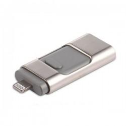 USB-Flash disk pro iphone 128gb - stříbrná