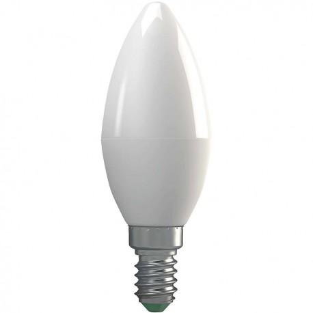 Emos LED žárovka Classic Candle 4W E14 ZQ3210 teplá bílá