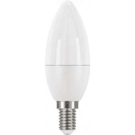Emos LED žárovka Classic Candle 6W ZQ3220 E14 teplá bílá