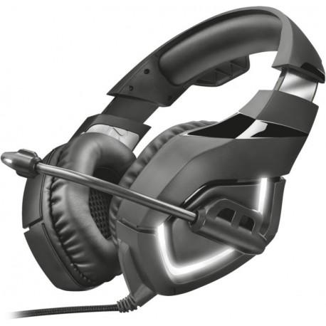 Herní drátová sluchátka Trust DOXX, GXT 380