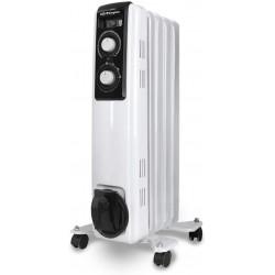 Olejový radiator Orbegozo RF1000,1000w, bílá