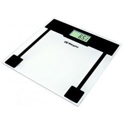 Osobní váha Orbegozo PB-2210 s LCD displejem, černobílá
