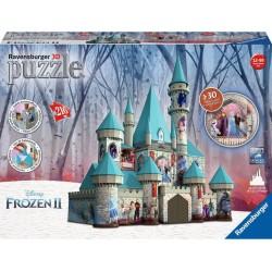 3D puzzle Ravensburger Disney zámek Ledové království 2 - 216 dílků