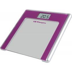 Osobní koupelnová váha Orbegozo PB 2013, fialová