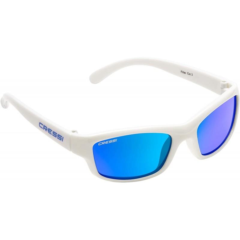 Dětské sluneční brýle Cressi Yogi Kid - unisex, bílá Cressi