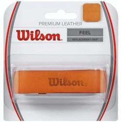 Kožená omotávka na tenisovou pálku WILSON - WRZ420100