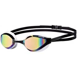 Plavecké brýle Arena - Python Mirror, bílá
