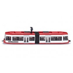 Model tramvaje Siku 1895 1:87 - červená