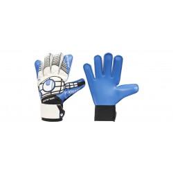 Brankářské rukavice Uhlsport Eliminator Starter Soft 100018301, modrobílá