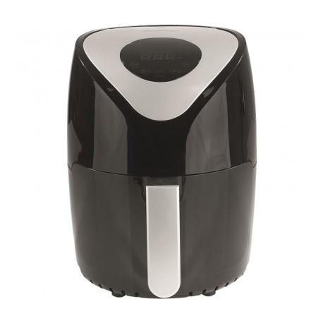 Digitální horkovzdušná fritéza Gourmetmaxx 8v1 - černá