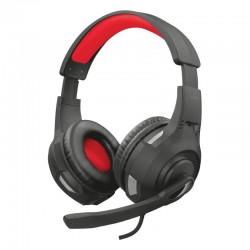 Herní sluchátka s mikrofonem Trust GXT 307 Ravu - černá