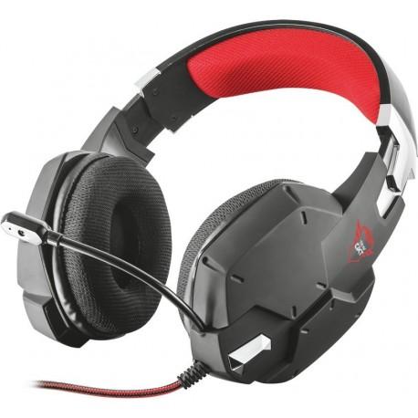 Herní sluchátka Trust Carus GXT 322 - 20408, černá
