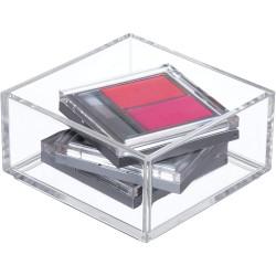 Malý organizér na kosmetiku iDesign 40950, čirá
