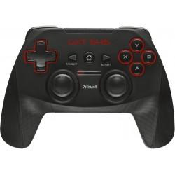 Herní bezdrátový ovladač Trust GXT 545, 20491, černá