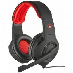 Herní sluchátka Trust RADIUS GXT 310 21187, červenočerná