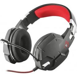 Herní sluchátka Trust Carus GXT 322, černá