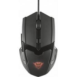 Optická herní myš Trust GXT 101 21044, černá