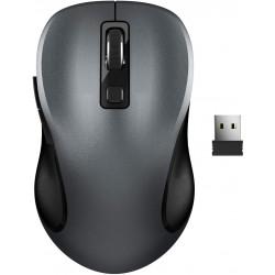Bezdrátová myš Juzheng Direct Ratel G107E, šedá