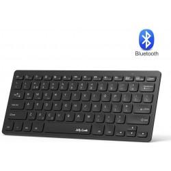 Bluetooth klávesnice Jelly comb KUT019, černá