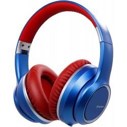 Bezdrátová sluchátka Srhythm NC15, červeno-modrá