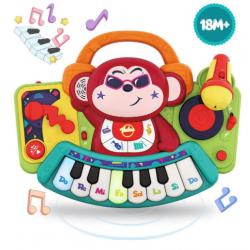 Dětské klávesy Vatos 3137 - opice