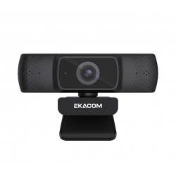 Webkamera EKACOM 1080p, černá