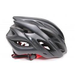 Cyklistická přilba Shinmax HT-10, šedá, 57- 62 cm