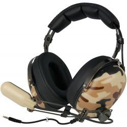 Sluchátka s mikrofonem Arctic P533