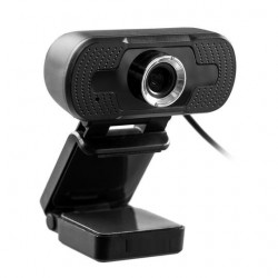 Webkamera Full HD Rovlak 1080p, černá