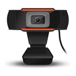 Webkamera Phy 2.0, Full HD 1080p, černá
