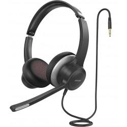 Sluchátka s mikrofonem Mpow HC6