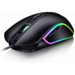 Herní optická myš AhaSky EMW007, černá