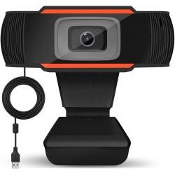 Webkamera Whew 1080P HD, oranžová
