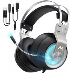 Herní sluchátka s mikrofonem Mpow EG3 Pro (BH357A)