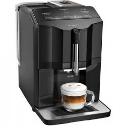 Automatický espresso kávovar Siemens TI 313219 RW - 1300 W, černá