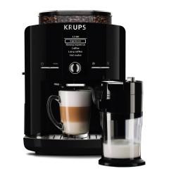 Automatický kávovar Krups Latt'espresseria EA829810, černá