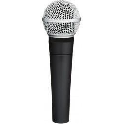 Mini mikrofon s potlačením šumu, černá