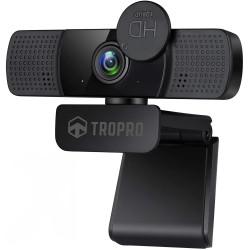 Webkamera Tropro ?W10 Full HD 1080P, černá