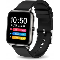 Chytré fitness hodinky Hero band III, P22 - černá